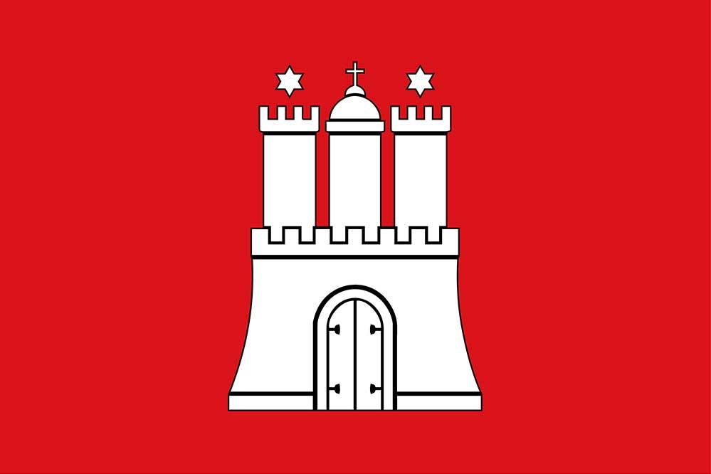 Hamburger-Wappen