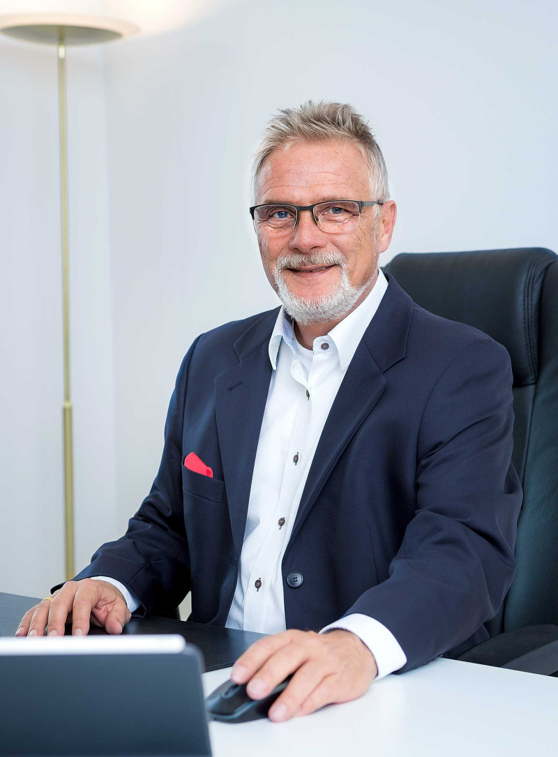 Interim Manager Mathias Engel